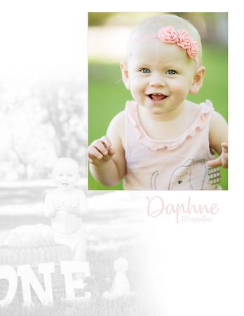Daphne 12 Months