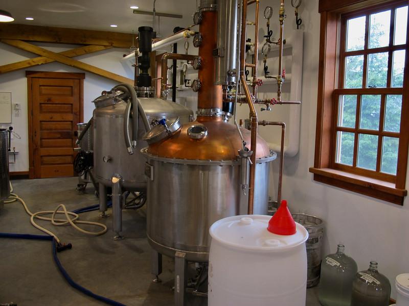 Haines Distillery