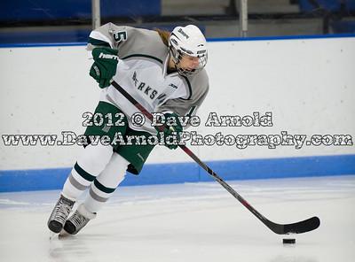 2/29/2012 - Girls Varsity Hockey - Quarterfinal - Berkshire vs Nobles