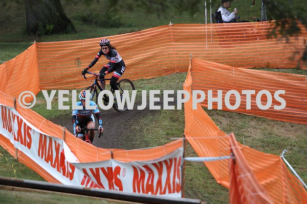 2015 KMC CX FEST Women Cat 3/4  10/3