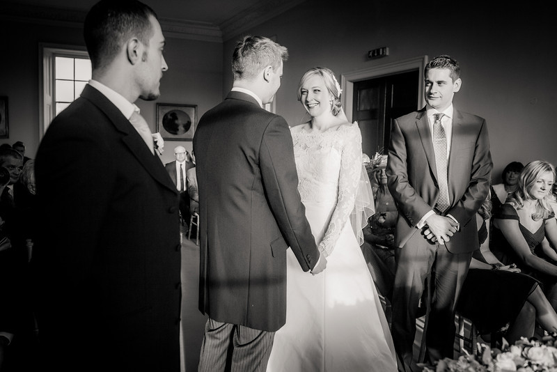 Harriett and Adam's beautiful Winter Wedding at Stubton Hall
