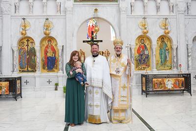Ordination of Father Niko Tzetzis to the Priesthood