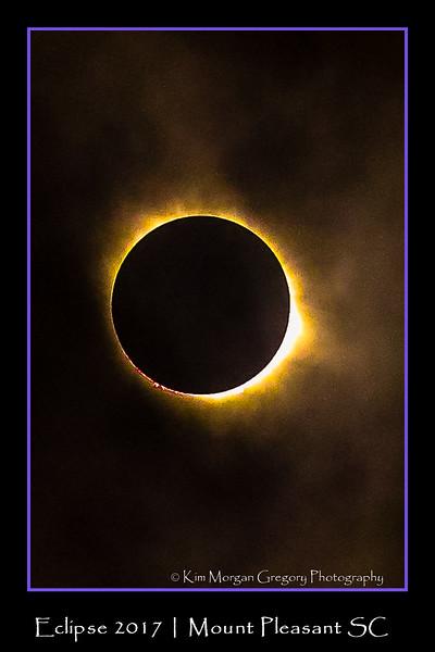 LUNAR ECLIPSE of THE  SUN | 2017