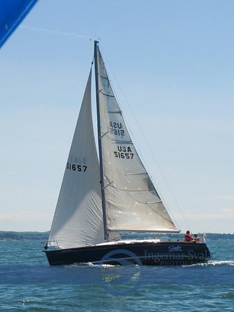 Sailing on Sunday, June 22, 2014...SMILE.