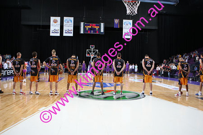 Kings Vs Tigers - Grand Final - Game 1 - 5-3-08