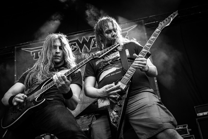 Toxic Waltz, Turock Open Air 2016