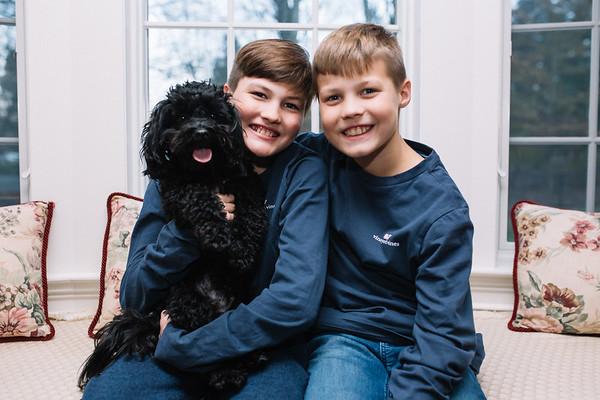 Melissa & Kids Family Photos