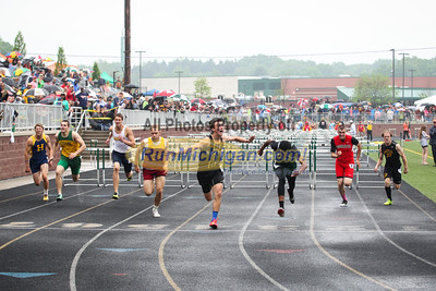 2015 MHSAA LP Division THREE LP Track and Field Finals - May 30, 2015