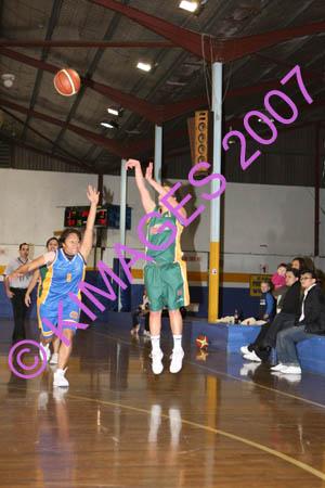 Parramatta Vs Comets 13-7-07