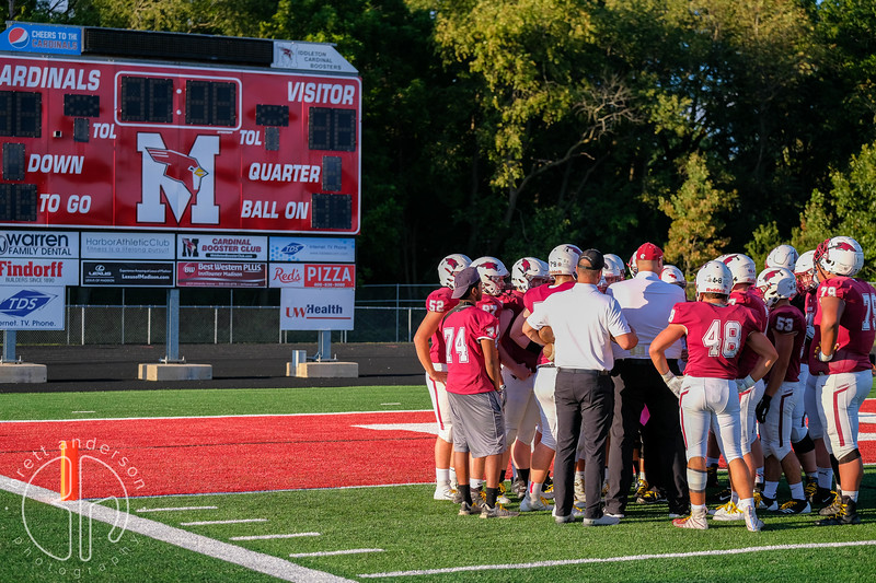 Verona Wildcats at Middleton Cardinals