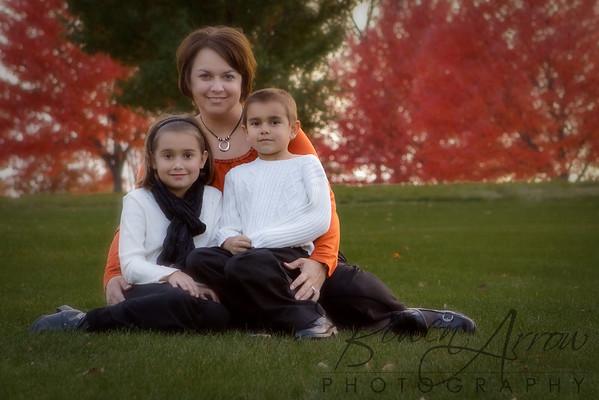 Fall Portraits 2009