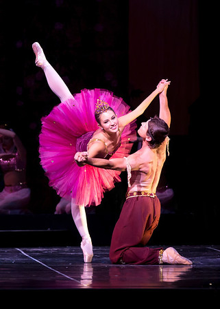 "Act III - Scenes from ""Le Corsaire"""