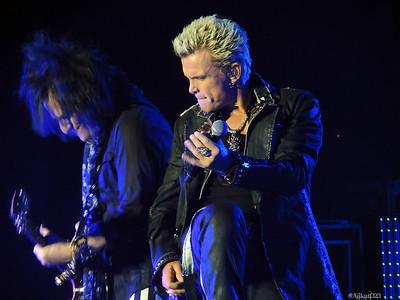 Billy Idol - Sands Casino - Bethlehem, PA - 6/9/13