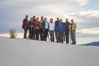 White Sands, November 2014