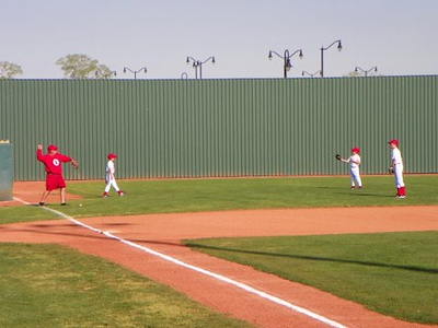 Angels Baseball - Spring 2011