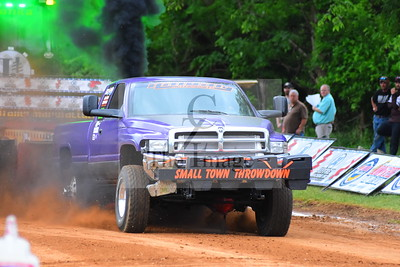 2017 Battle of the Bluegrass Pulling Series