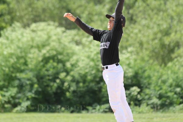 Cambria Rockies Baseball 2013