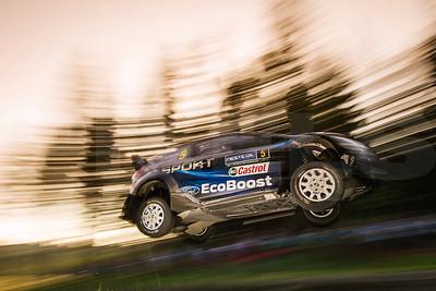 WRC Rally Finland 2014