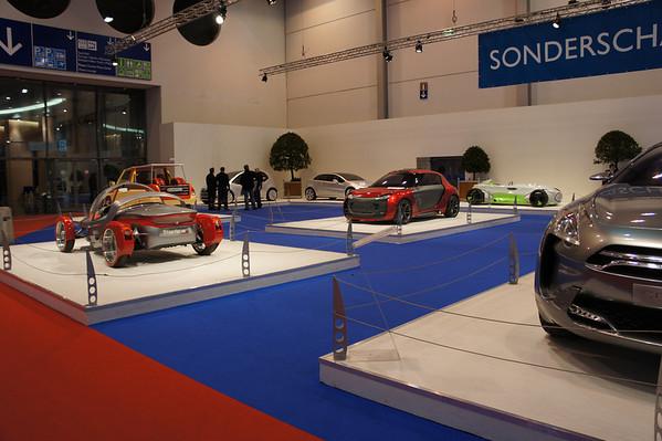 Essen Motorshow day 2