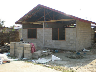 2008 Laos CLE Office Construction
