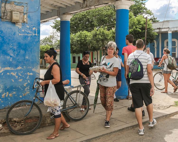 Vañales Cuba Street Scene