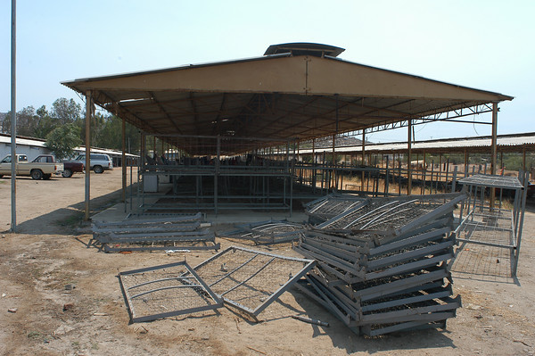 Baja Migrant Labourer Camp