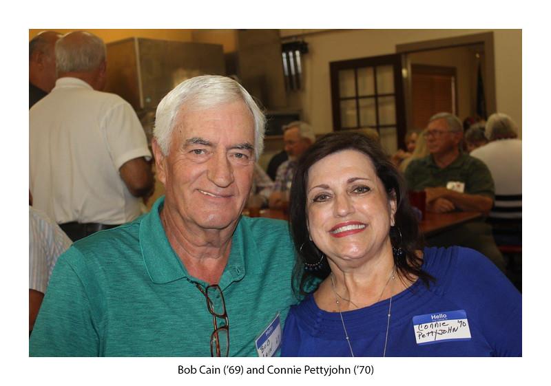 Bob Cain '69 and Connie Pettyjohn '70.jpg