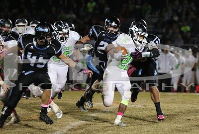 Huntingtown vs Patuxent, Varsity 10-11-14