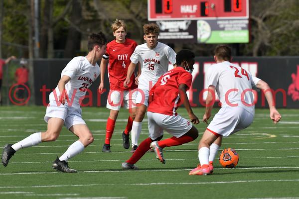 2021 CHS Boys Soccer - Linn-mar