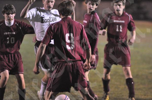 Boys: Ellsworth Vs. GSA: October 8, 2012