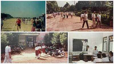 SCHOOL ANECDOTES & STORIES