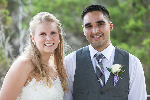 Frannie and Carlos : Wedding Photos
