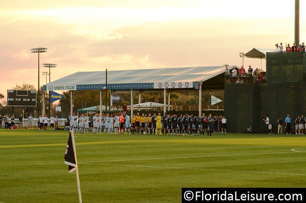 Sporting Kansas v Vancouver Whitecaps - 29Feb2012