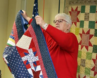 Quilts of Valor Deven 011919