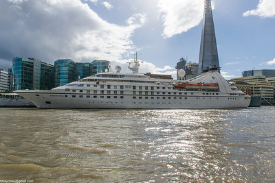 Yachts of Seabourn