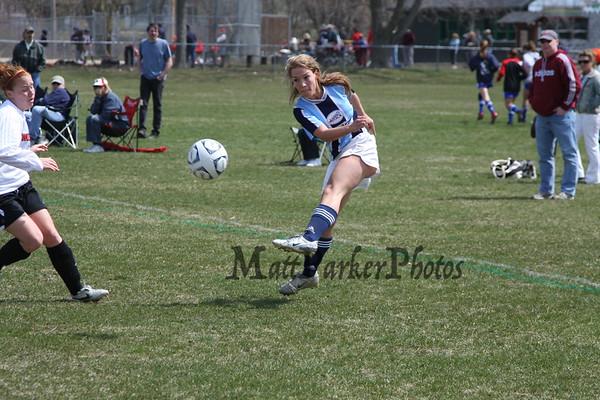 2009 Girls Soccer