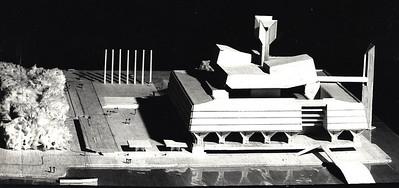 Amsterdam City Hall - 1971