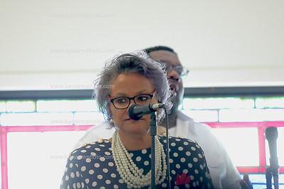 Giddensville AME Zion 2018 Black History Sunday Service