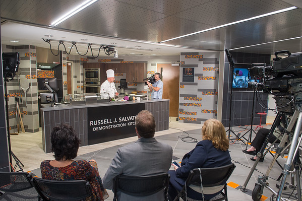 10/11/17 Hospitality and Tourism Cooking Show with Chef Donald Schmitter