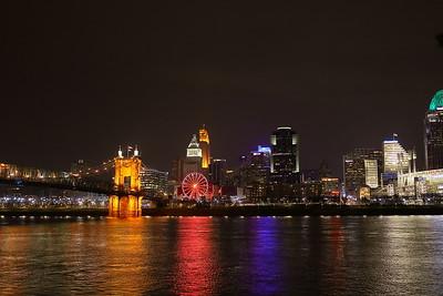 Cincinnati Night shots
