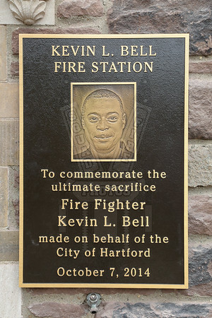Hartford, Ct Engine 16 Firehouse Dedication 4/30/17