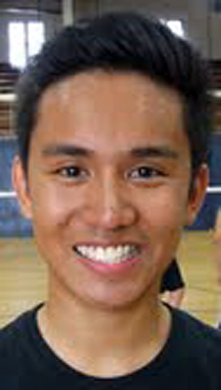 . Tim Olarte of Redlands High School has been named to The Sun and Inland Valley Daily Bulletin\'s All-Area boy\'s volleyball team. Courtesy photo.