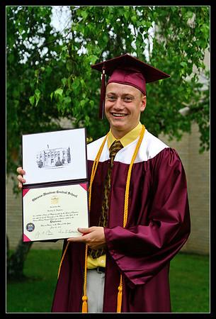 Brad & Michael's Graduation