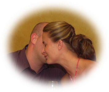 Julie & Cory      July 30, 2005