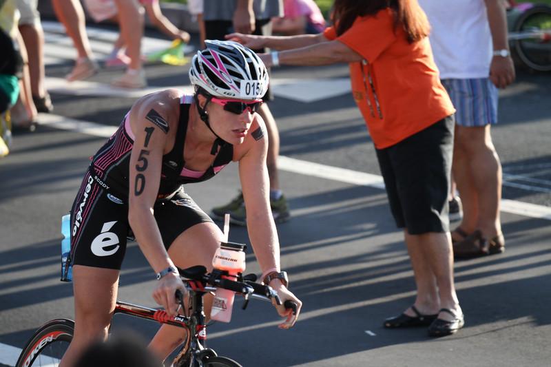 Caroline Steffen - Finished 2nd.