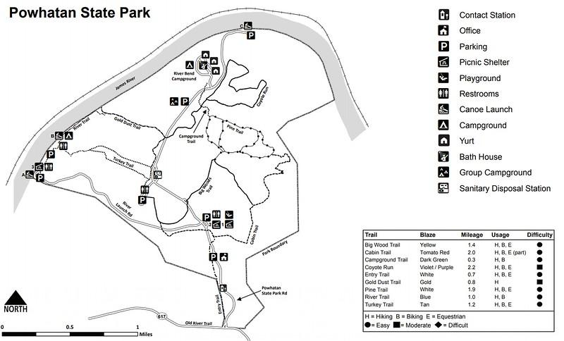 Powhatan State Park