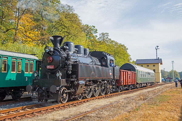 Czech Rail October 2018