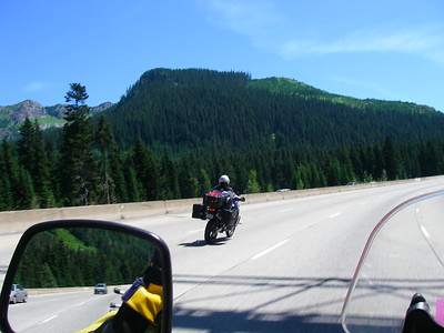 ADV TTT camp and ride Idaho!