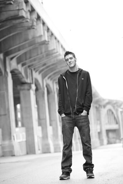 Jake Senior 2013 | Truman High School