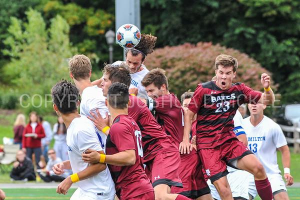 M Soccer v Bates 9-9-17